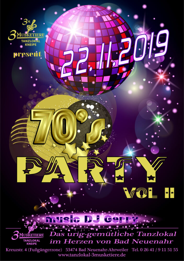 70er Party_A4_2019-11-22_96dpi